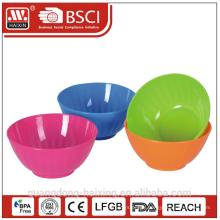 HAIXING Popular round Plastic bowl