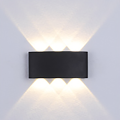 Applique Murale Intérieure LED Simple & Pure Black 3W