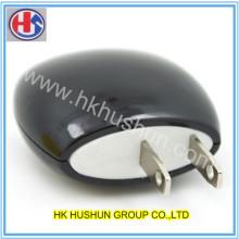Manufacturer Wholesale Simple Black Charging Plug (HS-CP-005)
