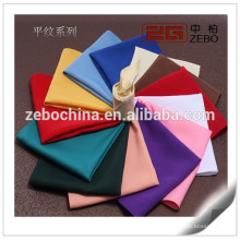 Plain Fabric Colorful Customized Size Available Polyester Cloth Table Napkins