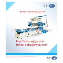 Usado Plaina Tipo Fresadora preço para venda quente em estoque oferecido pela China Planer Tipo Fresadora Máquina de fabricação