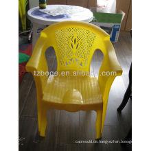 maßgeschneiderte Sessel Kunststoff Spritzguss