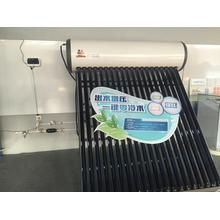 Energias renováveis aquecedor solar de água alta eficience
