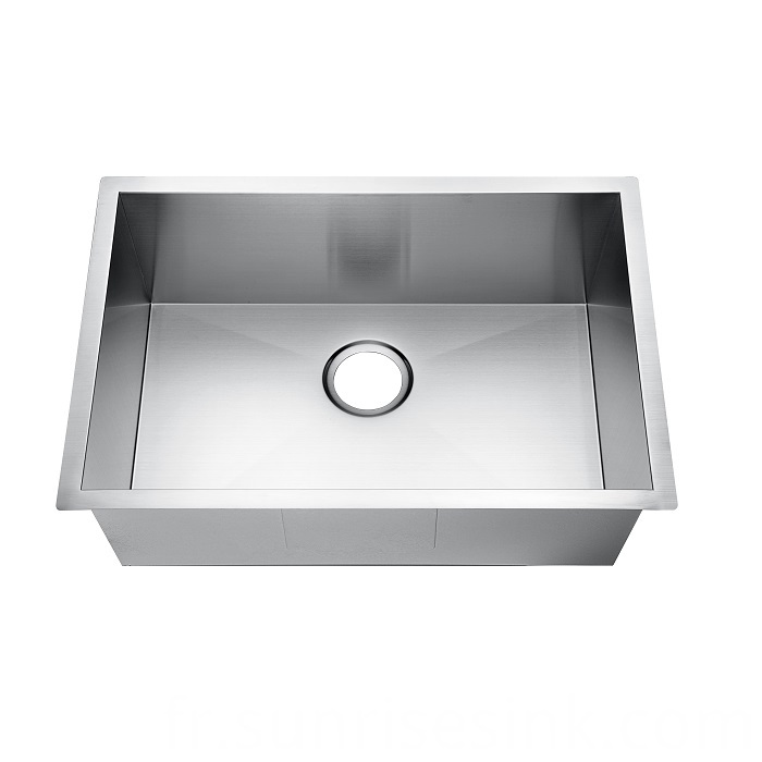 Kitchen Sink And Cabinet