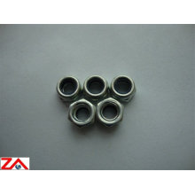 Acero inoxidable de alta calidad / acero al carbono / tuercas hexagonales de cobre