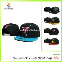 Best promotional products brimless baseball caps custom snapback hats