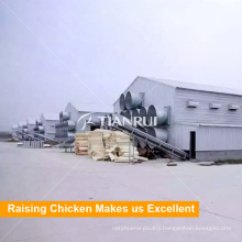 Poultry Farm Electric Portable Chicken House Ventilation Fans