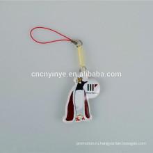 Уникальный Пингвин форме печатных мобильный телефон экран чистых