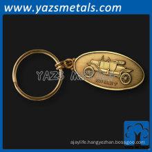 Casting antique car keychains