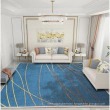 3D print Carpet with abstract geometric  cartoon design