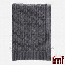 Inner Mongolia Cashmere Plaid blanket