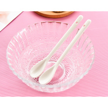 12.5CM Tableware New bone China Ceramic Coffee Spoon Porcelain Spoons