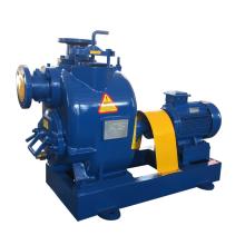 T-Serie 3-Zoll-E-Motor angetriebene Selbstansaugung Abwasserpumpe, Saughub 7,6 m Elektrische selbstansaugende Pumpe