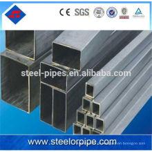 60 * 60 * 4, 80 * 60 * 4 seção quadrada forma tubo de aço sem costura com melhor preço