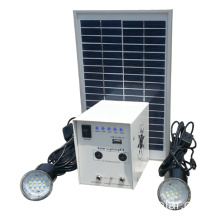 Solar Kits de luz Led 5W
