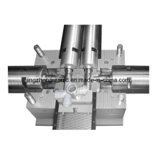 Plastic Collapsible Core Elbow Mould
