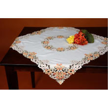 Embroidery Tableclothes Handmade Cutworks Fh233