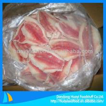Filet de tilapia congelé à vendre