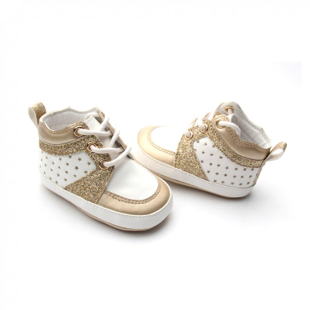 2018 Bling Soft Sole Baby Sports Shoes