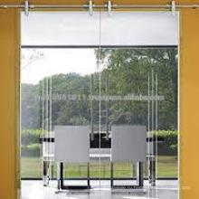 Чистый обзор окна и двери