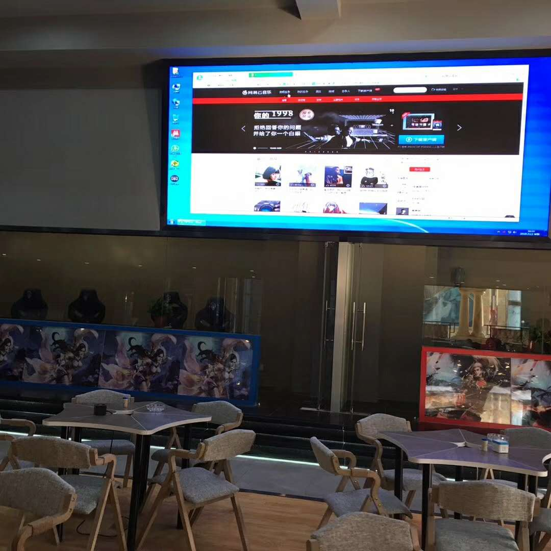Led Video Wall Cabinet