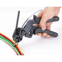 Пушка связи кабеля нержавеющей стали для материала 201/304/316