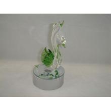 Cadeau animal en cristal, modèle animal en cristal, figurine en cristal (JD-CA-001)