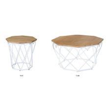 Competitive Price Original Design Wood Coffee Table Living Room Modern Tea Table Set