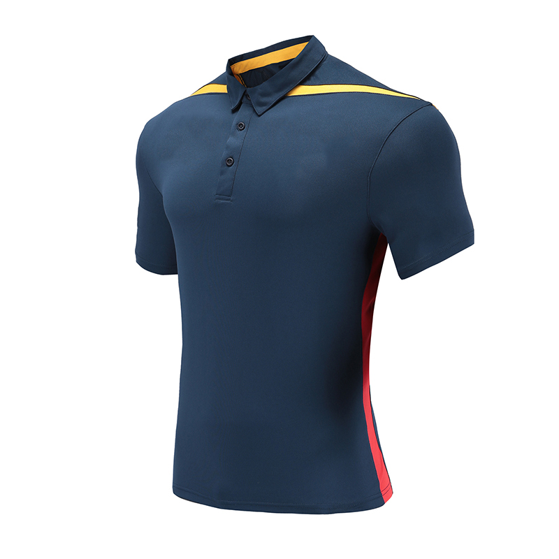 Dry Fit Rugby Wear Polo Shirt