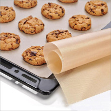 customized fireproof ptfe non-stick bbq grill mat cooking oven liner