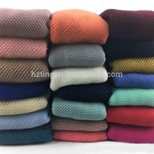 High quality wholesale women fashion maxi Muslim hijab scarf cotton Crinkle Pleated hijab