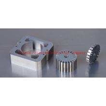Inclinación del rotor, Estator del motor de CA, Rotor de motor sin cepillo y Estator