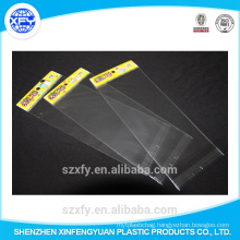 Clear OPP Bag with Self Adhesive Seal