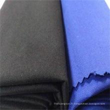 Travail de rigidité porter tissu sergé Polyester coton
