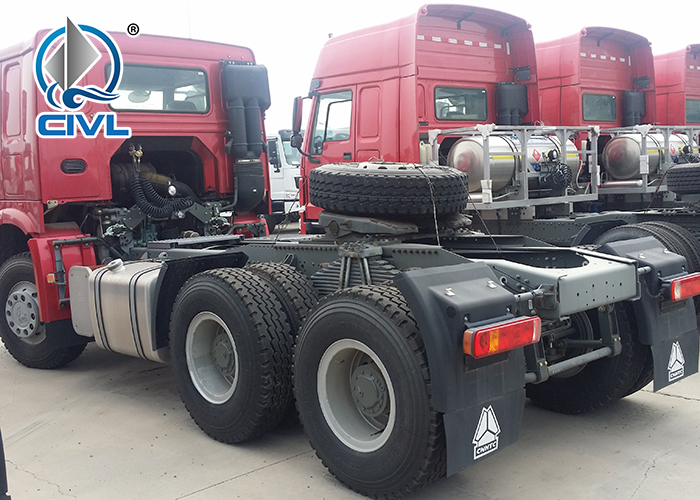 336hp Howo Tractor Truck