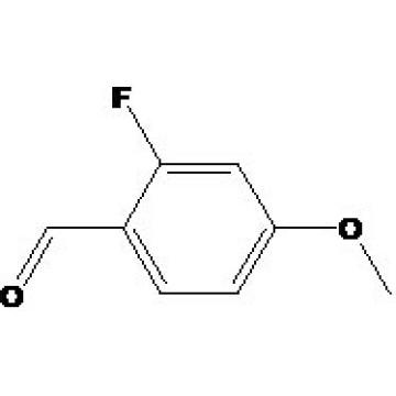 2-Fluoro-4-Methoxybenzaldehyde CAS No. 331-64-6