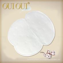 Las mejores almohadillas absorbentes personalizadas desechables para las axilas