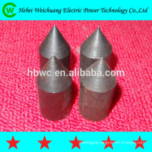 Good Quality Strong Corrosion Resistance Product Copper Clad Stainless Steel Copper Weld Steel Ground Rods/Earth Rods