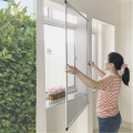 Aluminium Fixed frame screen window with sealing strip