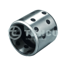 Customizable solid lubricating 45#steel bushing bearing for automobile die