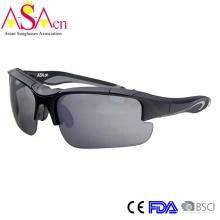 Designer de moda masculina UV400 Protection PC Sport Sunglasses (14369)