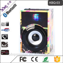 BBQ KBQ-03 600mAh Bluetooth Günstige Mini tragbaren Lautsprecher