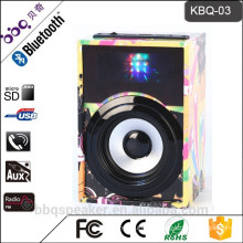 BBQ KBQ-03 600mAh Bluetooth Cheap Mini portable speaker