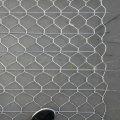 Гексагональная сетка из оцинкованной стали с габионами