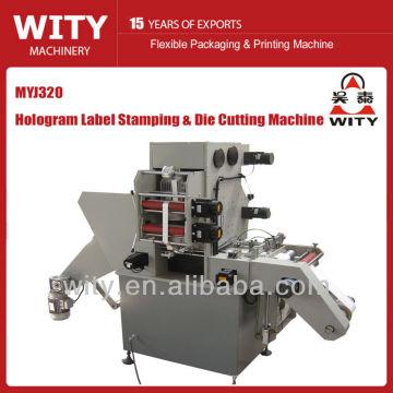 Label Hot Stamping Machine (Label hologram machine)