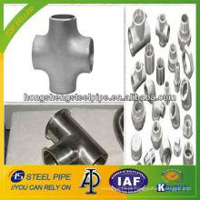 Preço baixo 316 Stainless Steel Cross Fitting