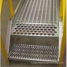 Steel Bar Grate Stair Treads Non-Slip Grip Strut Safety Grating