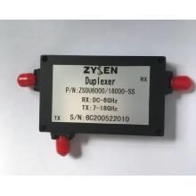 6 to18 GHz Duplexer