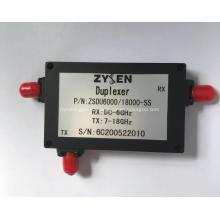 Дуплексер 6–18 ГГц