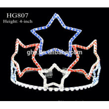 peacock crown tiaras rhinestone tiara headband crown poker chips crown hinge